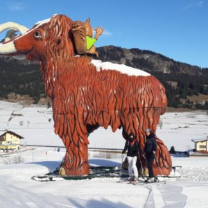 Kunst_ART-HAKRO_Mammut-am-Berg2-Tannheim